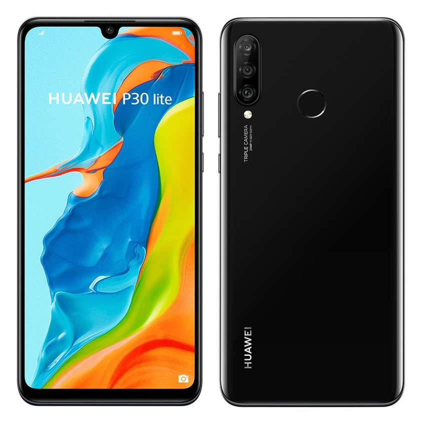 Celular Huawei P30 Lite 128gb Negro 0