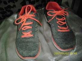 Zapatillas Skechers Lightweight Usa Uk4 Eur 37 Us 7, Cm24