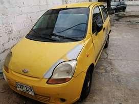 Chevrolet spark modelo 2013 taxi