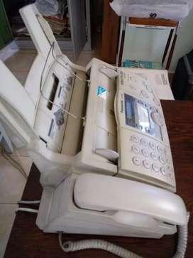 Fax Papel Comun Copiadora