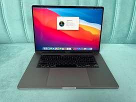MacBook Pro 16 2019 - Intel i9 8-Core - 16GB RAM - 1TB SSD - Radeon pro 5500