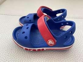 Crocs Sandalias Para Niños Talla 5