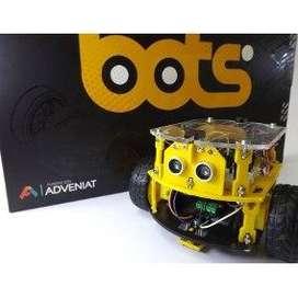 Curso de arduino on line  kit de practica (Robot)
