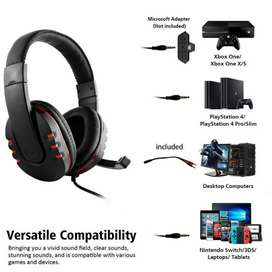 Audifonos Gamer de Buena calidad