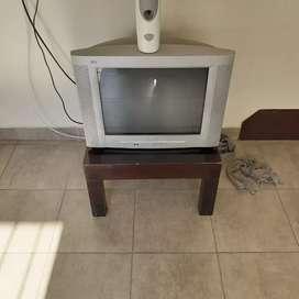 Televisor Philips + mesita
