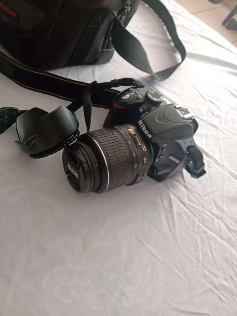 Camara Nikon D3200 0