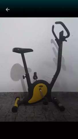 Vendo bici fija