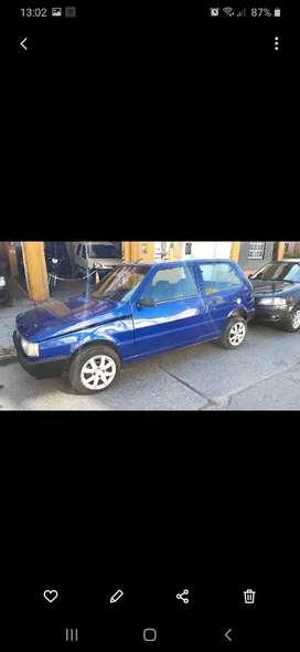 Fiat uno 95 con gnc