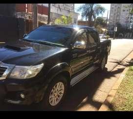 Toyota Hilux SRV 2014 Diesel