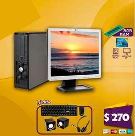 ¡Tu opción ideal para computadora básica!