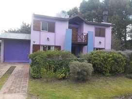 Venta Casa 4 Ambientes en Barrio Privado. Casa en Venta.