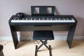 Clases de Piano a domicilio en Machala