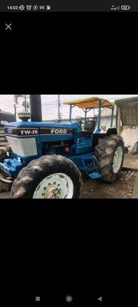 Busco trabajo como operador d tractor agrícola