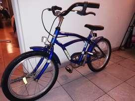 Bicicleta Como Nueva rodado 14
