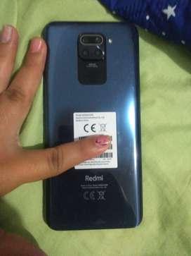 Xiaomi note 9 de 128gb