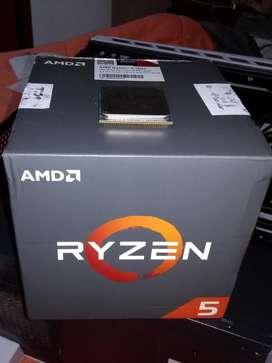 Procesador Amd Ryzen 5 1600 3.2 Ghz