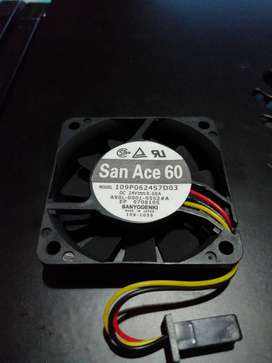 Ventilador Fanuc A90L-0001-0552#A 60x60x15 mm