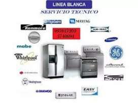 Servitec refrigeración y lavadoras