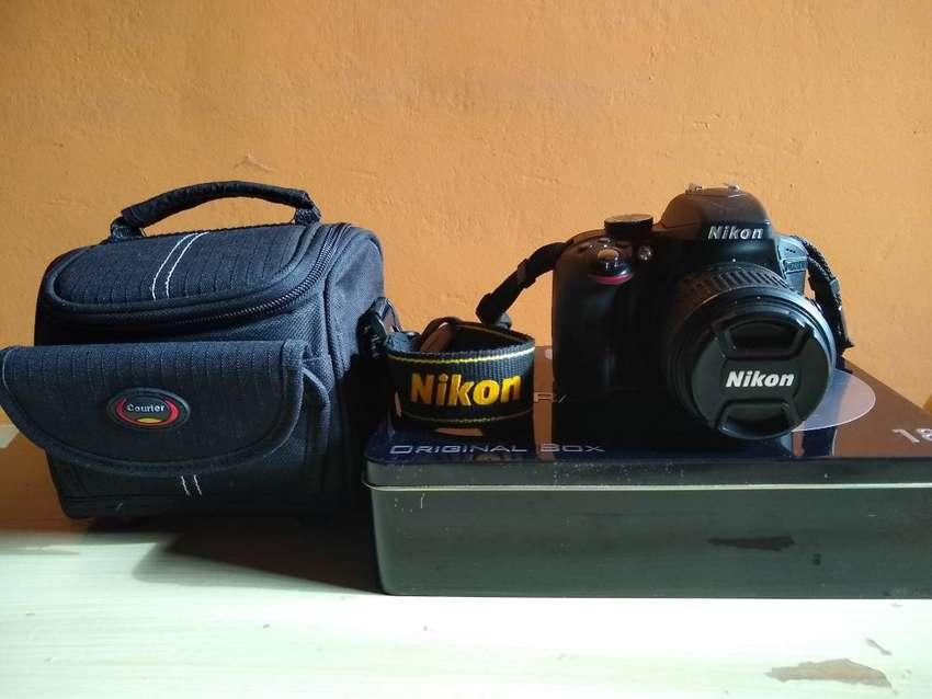 Vendo cámara Nikon D3300 en excelente estado. 0