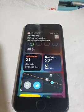 Vendo io permuto iPhone 7 de 128 gigas libre de todo
