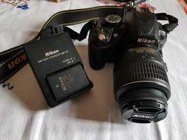Nikon D3100 Kit 18 - 55