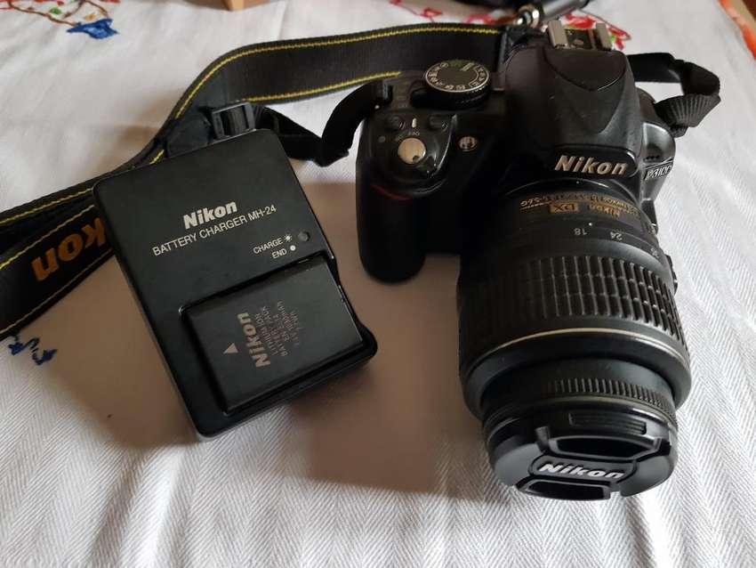 Nikon D3100 Kit 18 - 55 0