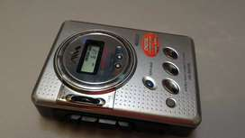 Walkman aiwa HS-RM436 radio am fm digital casetera no sirve