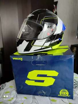 Vendo Casco Shox S