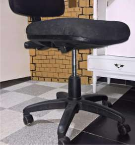 silla con ruedas para casa u oficina