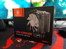 Cooler Disipador RIVER 5 RGB (NUEVO)