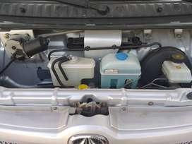 Vendo minivan baic 8 asientos gasolinera y glp uso particular