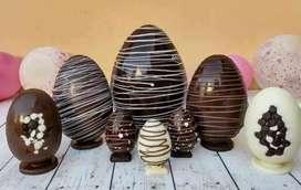 Huevos de Pascua Chocolate alpino :)