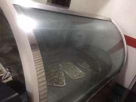 Vitrinas congelador