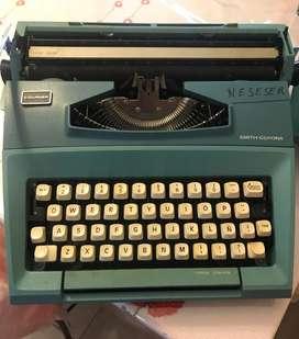 Vendo Maquina de Escribir Manual Corona