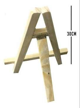 Atril Atriles De Mesa X 30 Cm Plegable Porta Libros Fabrica