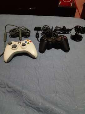 Control Xbox 360 Control Play 2 Y Camara
