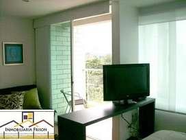 Alquiler de Apartamentos Amoblados en el Poblado Oviedo Cód. 6197