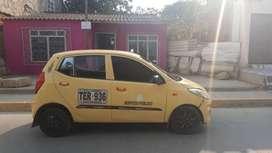 Taxi Hyundai modelo 2013
