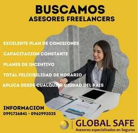 Buscamos Asesores Freelancers