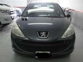 Vendo Peugeot 207 compac gasolero 2009 unica mano
