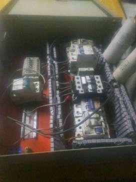 Tablero de Luz Completo Llave 250 amp