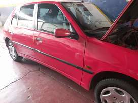 PEUGEOT 306 XRD FULL VTV IMPEC! PERMUTO MENOR VALOR