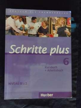 Schritte plus (libro de Aleman)
