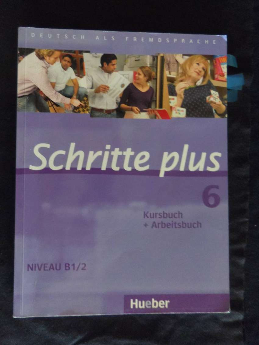 Schritte plus (libro de Aleman) 0