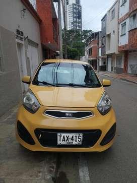 Taxi Kia Ion 2013