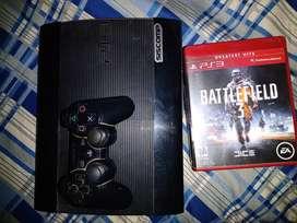 Vendo PS3, 500gb .