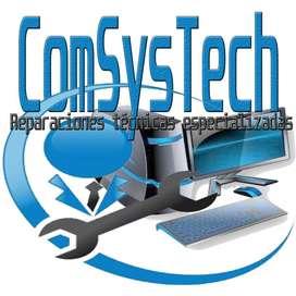 Reparación Mantenimiento de Computadores
