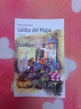 Caidos del Mapa de María Inés Falconi
