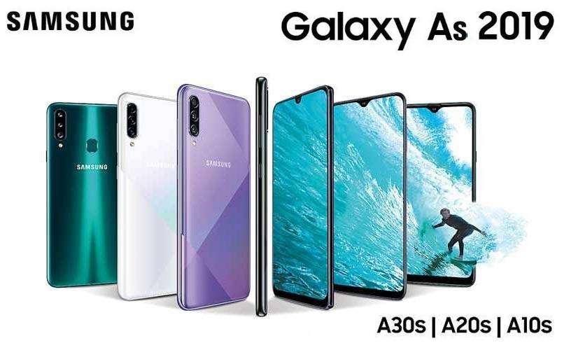 Samsung A10s 150 A20s 180 A30s 64gb 240 Incluye Iva Factura LOCAL 0