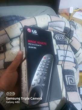 Control Magic Lg comando de voz